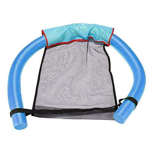 Aufblasbarer Poolstuhl, Poolspielzeug für Kinder Kinder Erwachsene - Poolspiele Erholung (Klein für Kinder unter 63 kg)