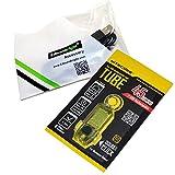 EdisonBright Nitecore Tube (Olive) 45 Lumen USB Rechargeable Keychain Light Brand USB Charging Cable