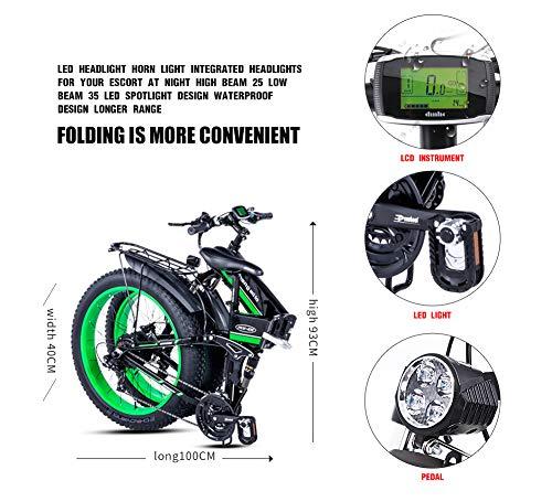 E-MTB XXCY 1000W Mountain Ebike des E-Mountainbike Bild 4*
