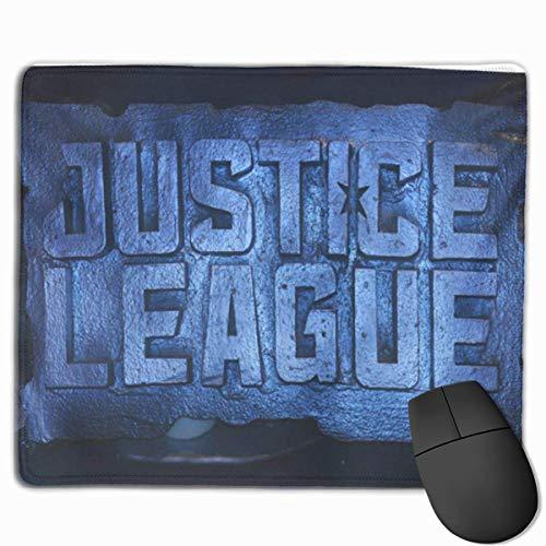 Mauspad, Schreibtisch Mousepad, Mausmatte Bangkok Thailand 11. November Standee of Justice League Anzeige im Theater
