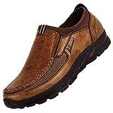 Zapatos Deportivo de Hombre SUNNSEAN Transpirable Antideslizante Deportivo Calzado Zapatos Gruesos Inferiores Casuales de Primavera Verano Otoño Zapatillas de Running