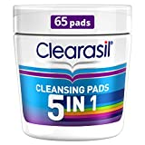 Clearasil 5-in-1 Ultra Cleansing Pads - Pack of 65