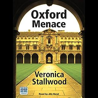Oxford Menace cover art