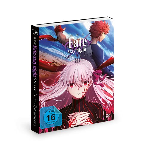 Fate/stay night: Heaven's Feel III. - Spring Song - DVD