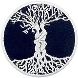 Parche termoadhesivo para la ropa, diseño de El árbol de la vida Amor celta para siempre
