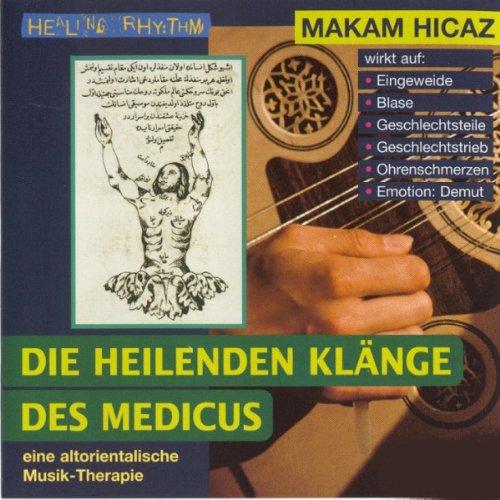 Makam Hicaz (Die heilenden Klänge des Medicus) Titelbild