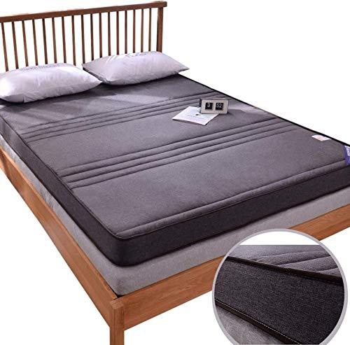 YWYW Tatami Mat for Sleeping Soft Thick Folding Mattress Traditional Futon Mat Japanese Bed Roll Student Dorm Mattress-B 100x200cm (39x79in)
