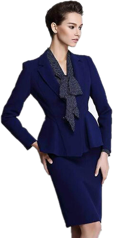 Pants Women's Lady's Work Office Business Blazer Suit Skirt Jacket Ib6Yf7vgy