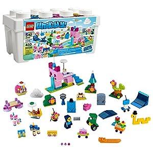 LEGO Unikitty! Unikingdom Creative Brick Box 41455 Building Kit (433 Pieces)