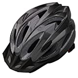 Shinmax Adult Bike Helmet,Bicycle Helmet with Removable Visor CPSC/CE Certified Climbing Specialized Road Helmet Adjustable Lightweight Ultralight Cycling Helmet for Men Women Safety Protection SM-T99