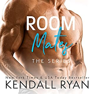 Room Mates     The Series              By:                                                                                                                                 Kendall Ryan                               Narrated by:                                                                                                                                 Ava Erickson,                                                                                        Sebastian York,                                                                                        Jeremy York                      Length: 20 hrs and 23 mins     354 ratings     Overall 4.4