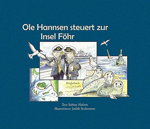 Ole Hannsen steuert zur Insel Föhr