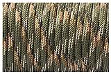 LaiYueShangMao Multifuncional 550 Cordón de paracaídas Cuerda de cordón...