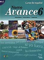 Nuevo Avance 6 Student Book + CD B2.2