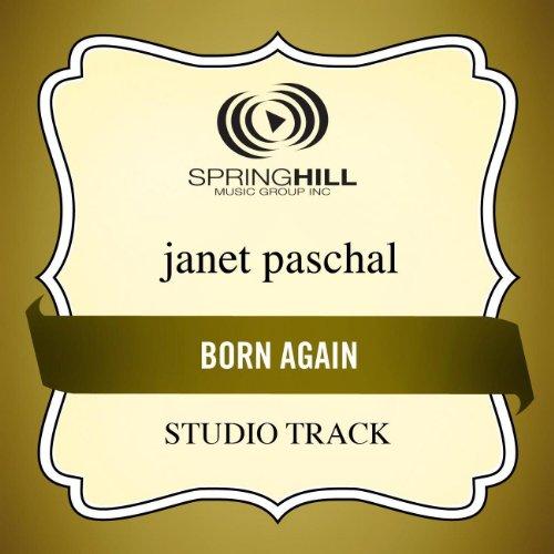 Born Again (High Key-Studio Track W/o Background Vocals)