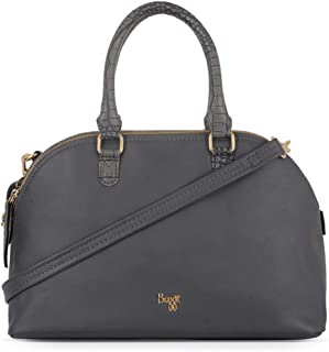 Baggit Spring/Summer '20 Women Bowling Grey Handbag