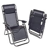 STAR WORK Folding Beach Chair Outdoor Sun Loungers Folding Recliner Portable Rear Fishing Chair Camping Wild Beach Stool Rest Bed