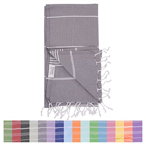 Turkish Towels by Riviera Towel Co. - Help Heal Our Oceans with A Thin...