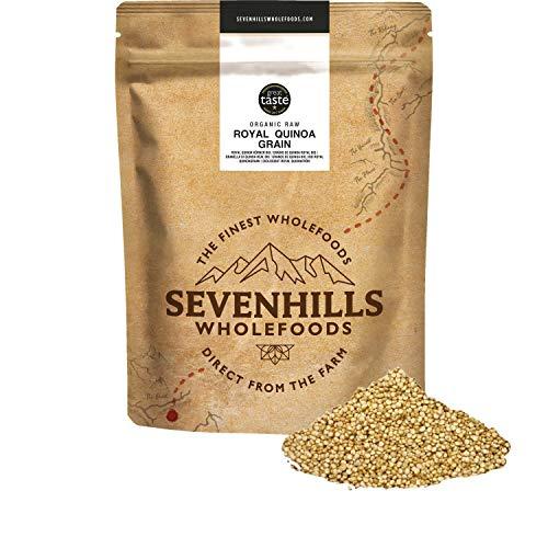 Sevenhills Wholefoods Grains De Quinoa Royal Bio 2kg