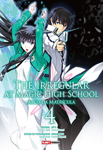 The Irregular at Magic High School. Arco da Matrícula - Volume 4