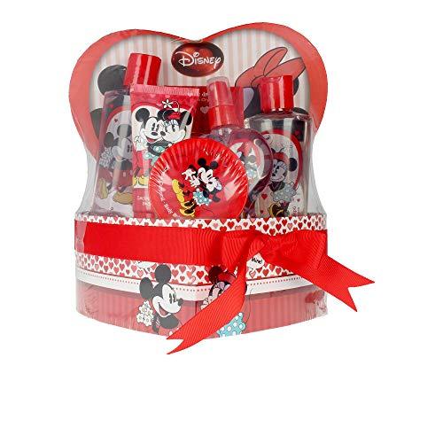 Mickey&Minnie, Fragancia infantil - 90 ml.