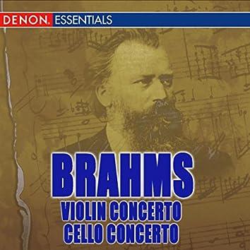 Brahms: Violin Concerto Op. 77 & Violin and Cello Concerto Op. 102