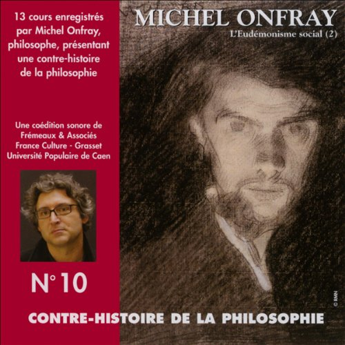 Contre-histoire de la philosophie 10.1  audiobook cover art