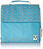 SugarBooger Good Lunch Sack, Meadow Owl