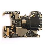YANGLY Teléfono móvil Mainboard 128 GB 64 GB ajuste para xiaomi hongmi redmi Nota 8 placa base lógica placa original desbloqueado principales circuitos placa Mainboard teléfono celular reemplazo parte