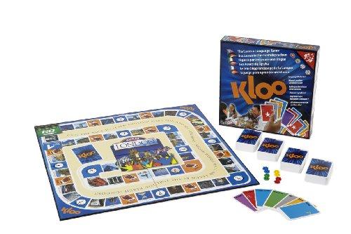 KLOO's Race to London – Das Brettspiel zum Englisch lernen