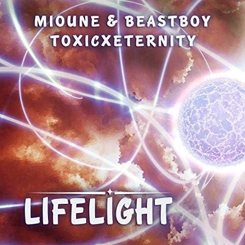 Mioune, ToxicxEternity & BeastBoy