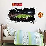 Wandtattoo, Motiv: Manchester United Football Club,