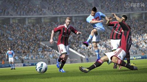 FIFA14ワールドクラスサッカー-PSVita