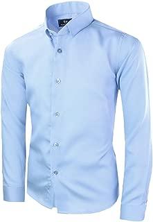 Baby Blue Jean Shirt