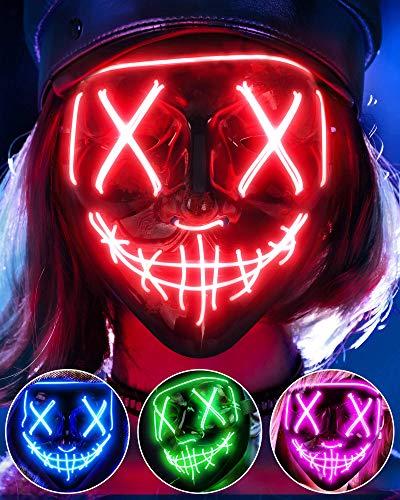 Generique - Masque zombie errant adulte Halloween