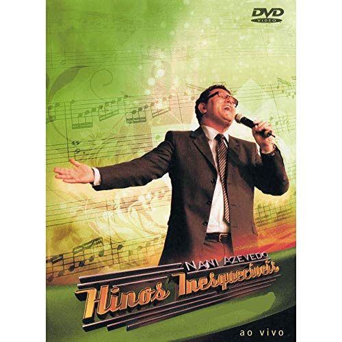 DVD Nani Azevedo Hinos Inesquecíveis Ao Vivo