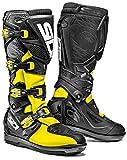 SIDI - Botas X 3 SRS Amarillo Fluor/Negro, Talla 40