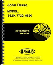 john deere 7720 combine operators manual