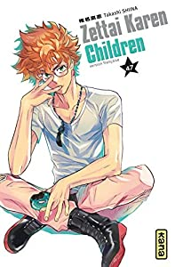 Zettai Karen Children Edition simple Tome 47