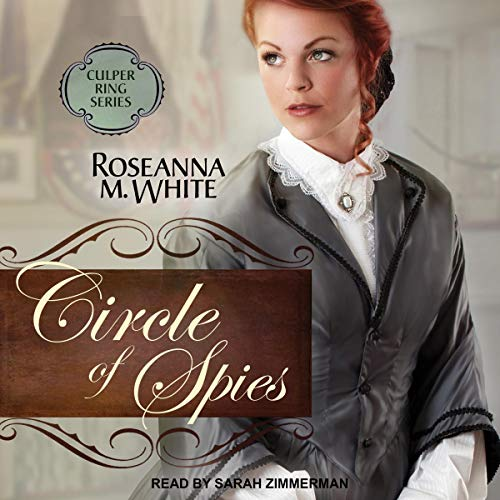 Circle of Spies cover art
