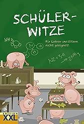 Buch-Tipp: Schüler-Witze - Für Lehrer und Eltern nicht geeignet!