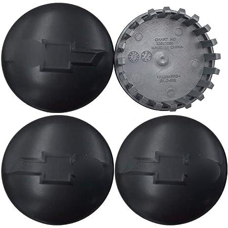 Tddrw 4 Stück 53mm Auto Radnabenkappen Nabendeckel Felgendeckel Für Chevrolet Radnabendeckel Emblem Abzeichen Aufkleber Autozubehör Küche Haushalt