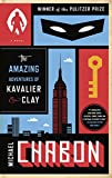 "Cover of Michael Chabon's, ""The Amazing Adventures of Kavalier & Clay."""