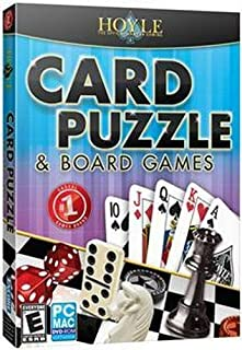 HOYLE 2013 CARD, PUZZLE AND BOARD GAMES (WIN XP,VISTA,WIN 7,WIN 8/MAC 10.6 OR LATER)