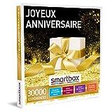 SMARTBOX - Coffret Cadeau d'anniversaire - Idée cadeau original pour homme ou femme : Séjours, bien-être, aventure ou gastronomie pour 1 ou 2