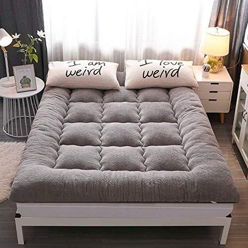 FZYE Colchón de Suelo japonés Colchón de futón, colchón...
