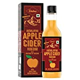 Dabur Himalayan Apple Cider Vinegar with Mother of Vinegar   Raw , Unfiltered , Unpasteurized - 500 ml