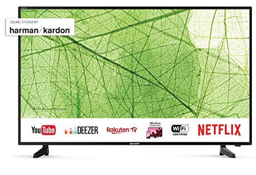 Sharp 40AJ2E - Smart TV...