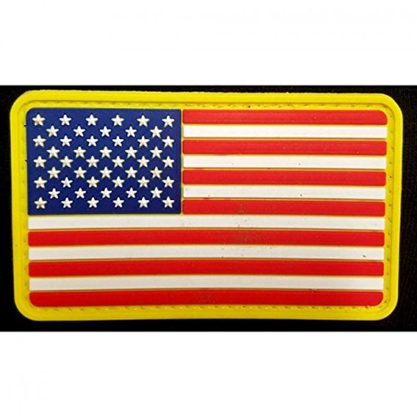 DDT US Flag PVC Morale Patch