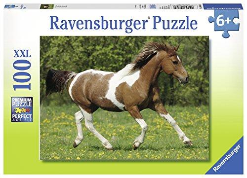 Ravensburger - galopante 10848 - Rompecabezas - 100 Piezas